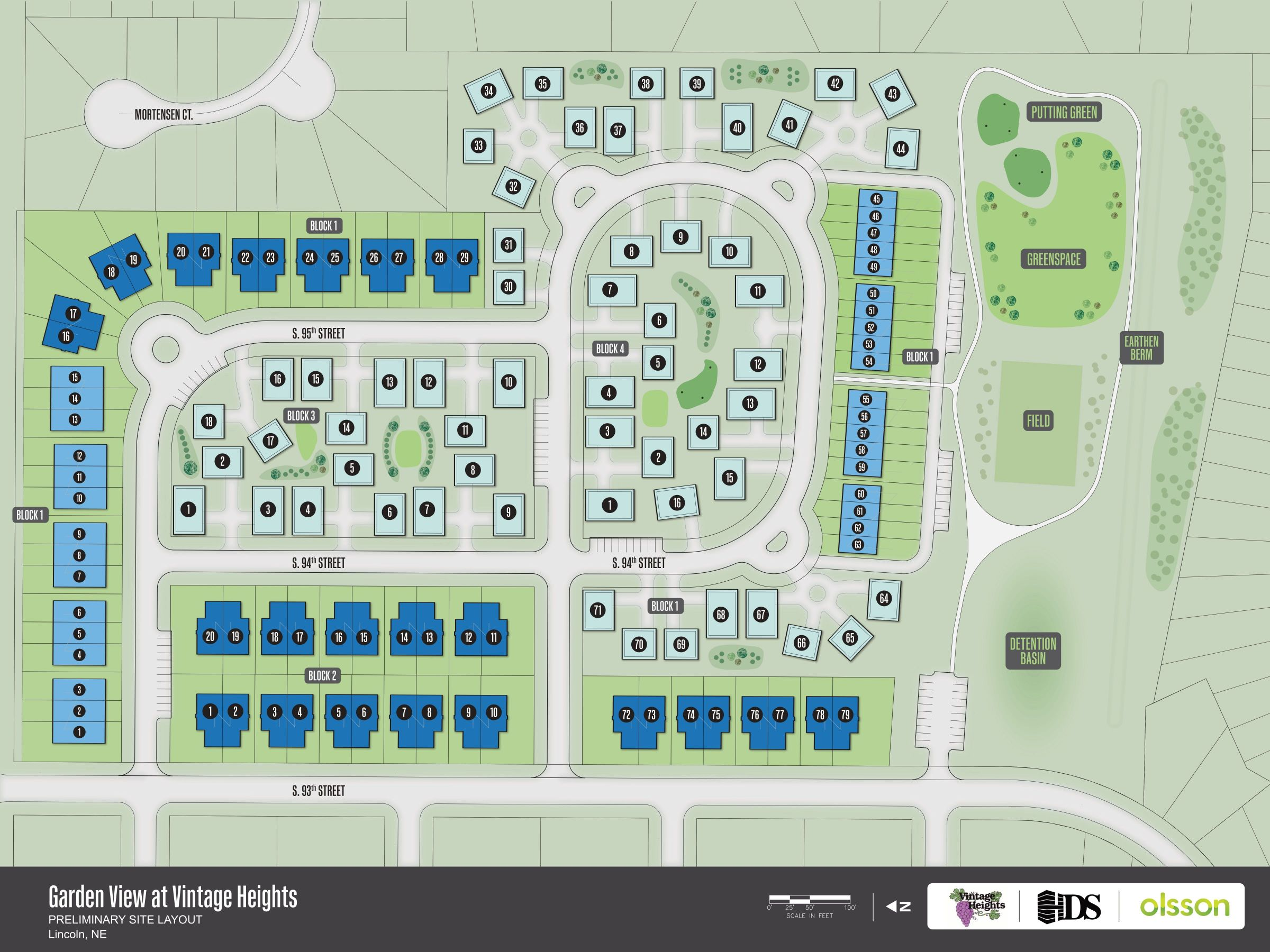 Urban design - Map
